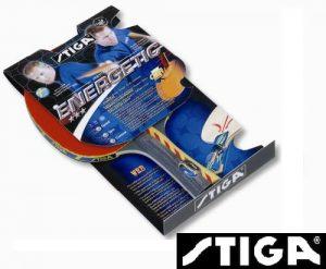 Racchetta da Ping Pong Stiga ENERGETIC CR-0